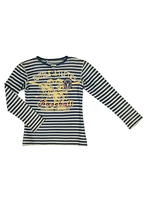 Puledro Sweatshirt Mavi
